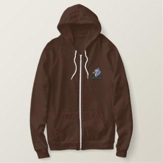 Blue Jays Sweat-shirt À Capuche Brodé
