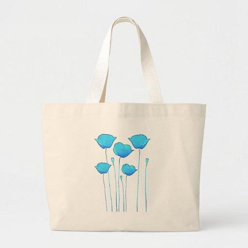 blue poppy sac