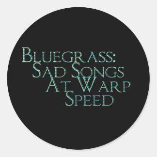 Bluegrass : Chansons tristes à la vitesse de chaîn
