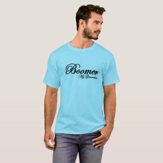 BlueT-chemise de génération de boomer T-shirt