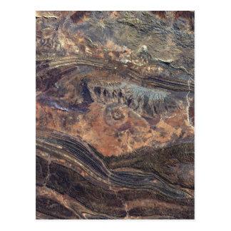 Bluff de Landsat 7 Gosses Cartes Postales