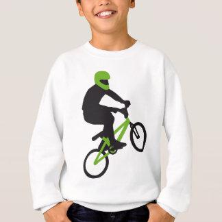 BMX Biker tour jump Sweatshirt
