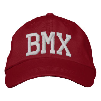 BMX CASQUETTE BRODÉE