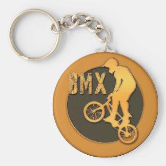 BMX PORTE-CLÉ ROND
