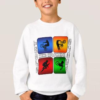 BMX spectaculaire Sweatshirt