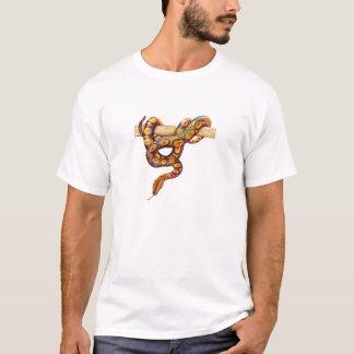 Boa brésilien d'arc-en-ciel t-shirt