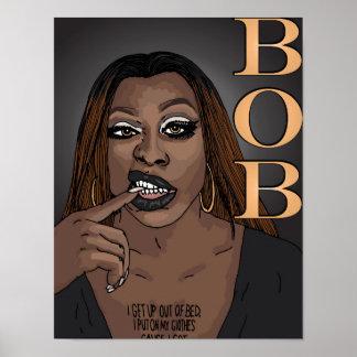 Bob la reine d'entrave poster
