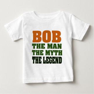 Bob - l'homme, le mythe, la légende t-shirt pour bébé