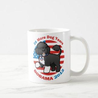 Bobama drôle les élections du chien 2012 mug