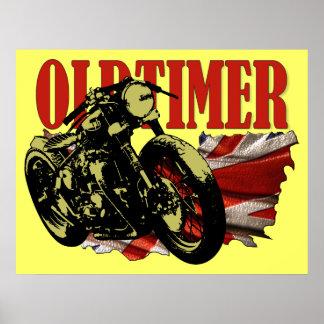Bobber d'Oldtimer