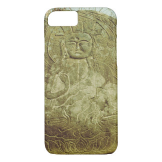 Bodhisattva posé, Coréen, ANNONCE c.985 (granit) Coque iPhone 7