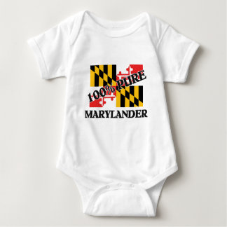Body 100 pour cent Marylander