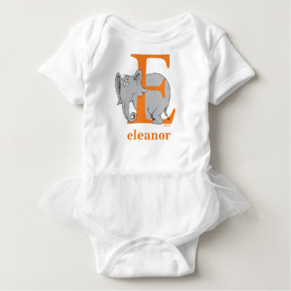Body ABC de Dr. Seuss's : Lettre E - L'orange |