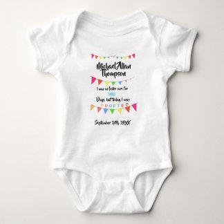 Body Adopté de l'accueil - chemise nommée faite sur