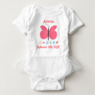 Body Adoption choisie par papillon adoptée - nom fait