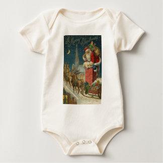 Body Affiche 1906 clous de Père Noël de cru original