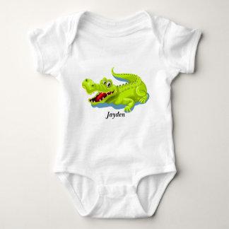 Body Alligator mignon du bébé de l'enfant