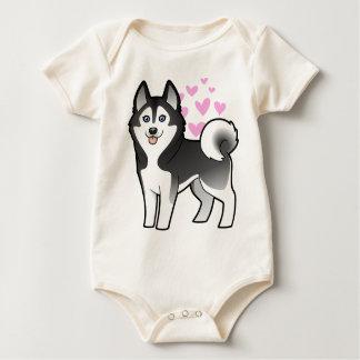 Body Amour de chien de traîneau sibérien/Malamute
