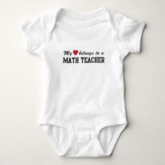 Body Amour de professeur de maths