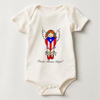 Body Ange portoricain - bébé