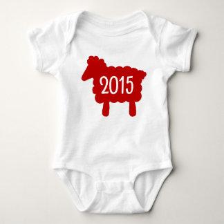 Body Année du bébé 2015 de moutons