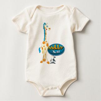 Body Aquarium populaire la girafe et le Kai le bébé de