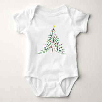 Body Arbre de Noël du bébé