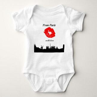 Body Baby onsie, From Paris