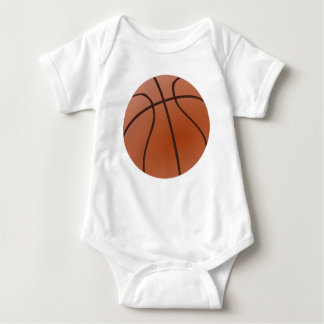 Body Basket-ball orange
