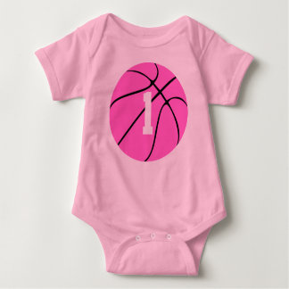 Body Basket-ball rose