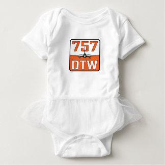 Body Bavoir de bébé de 757 DTW