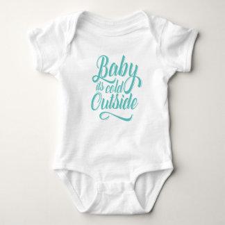 Body Bébé c'est combinaison extérieure froide