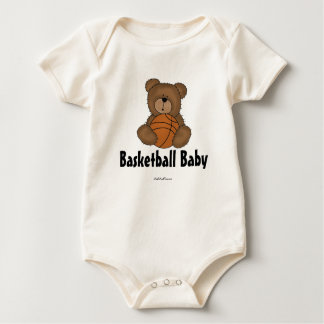 Body Bébé de basket-ball