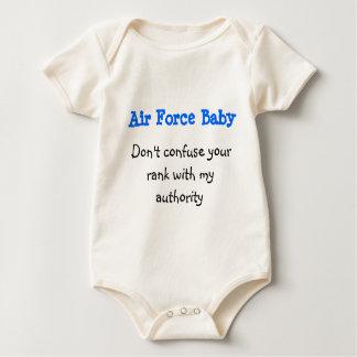 Body Bébé de l'Armée de l'Air