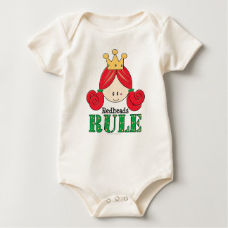 Body Bébé de roux de règle de roux