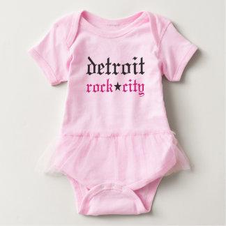 Body Bébé de ville de roche de Detroit