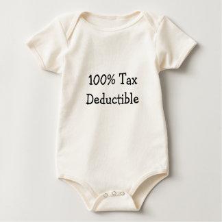 Body Bébé déductible de l'impôt de 100%