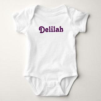 Body Bébé Delilah d'habillement