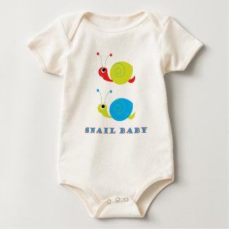 Body Bébé d'escargot