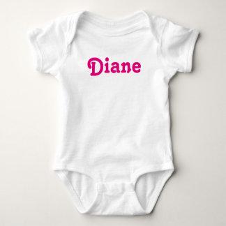 Body Bébé Diane d'habillement
