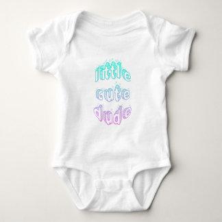 Body Bébé infantile de chemise d'enfant en bas âge de