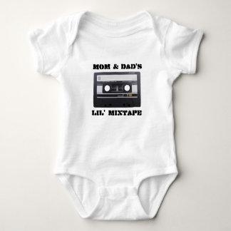 Body Bébé Jersey de Lil MixTape de maman et de papa,
