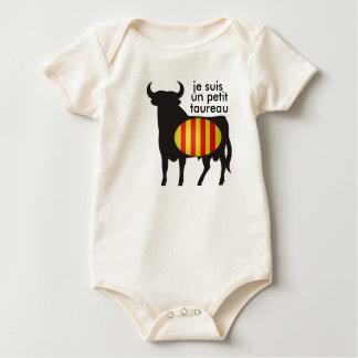 "body bébé ""petit taureau"""
