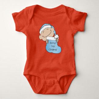 "Body Bébé ""premier Noël "" de Noël"
