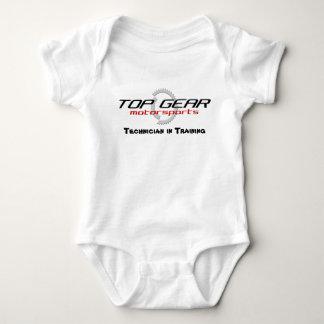 Body Bébé supérieur de formation de vitesse