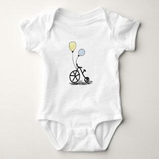 Body Bicyclette et ballons