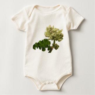 """Body bio pour bébé """"La Belle Fleur"""""""