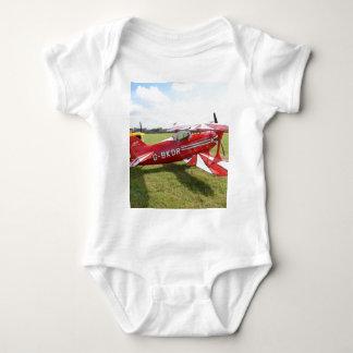 Body Biplan rouge