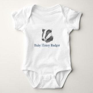 Body Blaireau de miel de bébé