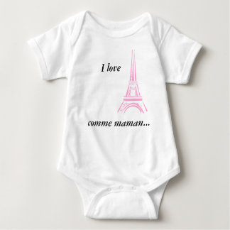Body Body- I love Paris comme maman